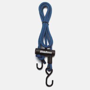 SlideDown LT Red/White Rope